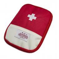 Кишенькова  аптечка-органайзер Саме То для ліків 13х18 см Червоний