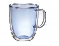 Набір чашок Flamberg Sparkle Blue 540 мл 2 шт. (ЧШ82)