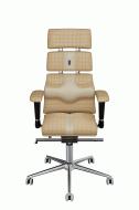 Кресло эргономичное Kulik System PYRAMID, Бежевый с песочным (ID 0901)