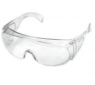 Очки защитные строительные Glasses 100 шт (1274711357)