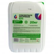 Концентрат антифриза NanoFrost G11 20 кг Зеленый