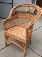 Крісло дерев'яне Woody Стандарт садове Світле дерево