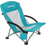 Крісло Kingcamp Beach Chair Cyan (KC3841)