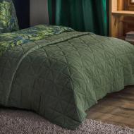 Покрывало Home&You Linera 200х220 см Зеленый