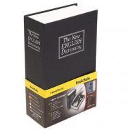 Сейф-книга на ключе Английский словарь 180х115х55 мм (2221)