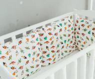 Бортики в детскую кроватку (LAM0193)