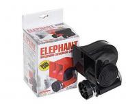 Сигнал повітряний Еlephant CA-10410 12V Чорний (9159)