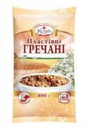 Пластівці гречані миттєвого приготування в пакеті ТМ Козуб Продукт 400 г