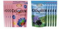 Цикорій розчинний Favorite Foods порошкоподібний з чорницею та шипшиною 100 г х 10 шт.