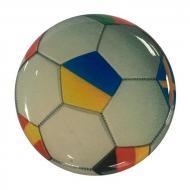 Тримач для телефону PopSocket 3D М'яч №21 в блістері з липучкою 3М