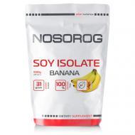 Протеїн соєвий Nosorog Nutrition Soy Isolate Protein 1 кг Банан (10013)