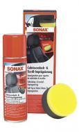Набор для герметизации и защиты тканевого верха кабриолетов 300 мл Sonax Cabrio Verdeck + Textilimprägnierung