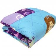 Детское закрытое силиконовое одеяло 110x140 (5-T-54766)