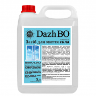 Концентрированное моющее для стекла DazhBO 1:6 5 л (30004)