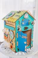 Бизидом детский Smart Temple 55х30х30 см Разноцветный