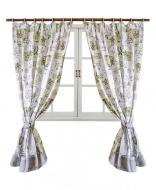 Комплект штор Living Оливка 2 шт 170х140 см