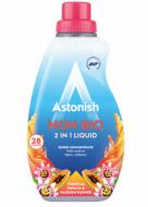 Концентрат гель для прання універсальний без фосфатів Astonish Тропічна папайя & Пассифлора 840 мл 28 циклів