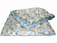 Одеяло стеганное Экопух 140x205 пух 50%/перо 50% (2000013813)