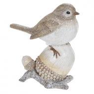 Декоративная статуэтка Птичка на желуде BonaDi (707-444)