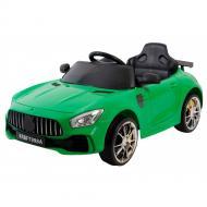 Детский електромобиль Siker Cars 998A 42300115 Зеленый