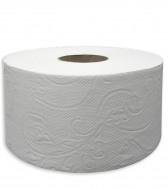 Туалетний папір Jumbo в рулоні 160 м 6 шт. (0016)