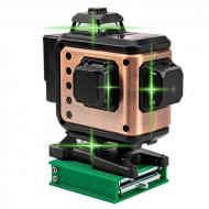 Лазерный уровень нивелир AFABEITA 4D 16 линий Зеленый луч