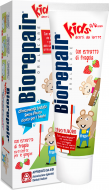 Дитяча зубна паста Biorepair Kids