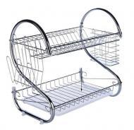 Стойка для хранения посуды kitchen storage rack (V199)