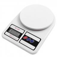 Электронные кухонные весы Kronos до 10 кг с батарейками (par_DT 400)