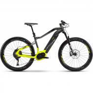 """Электровелосипед Haibike Sduro HardSeven 9.0 2018 27.5"""" черный/желтый 19"""" (4540050848)"""
