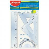 Набор Maped Essentials Medium 20см, 4шт. (MP.242820)