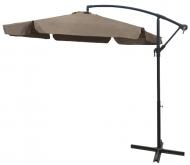Зонт садовый Kontrast Virginia 350 см Бежевый