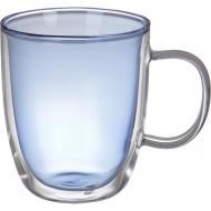 Набор чашек Flamberg Sparkle Blue 540 мл