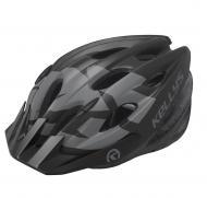 Шолом велосипедний KLS Blaze 018 S/M 54-57 Чорний