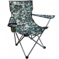Кресло туристическое складное Vista Камуфляж