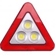 Прожектор акумуляторний знак аварійної зупинки LED UKC JX-8019