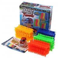 Дитяча траса гоночна Magic Tracks з підсвічуванням на 220 деталей (MAGIC 220)