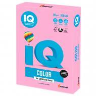 Папір офісний А4 IQ Color Neon 500 арк Рожевий
