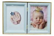 Мультирамка BABY для малышей раскладная настольная (3892)
