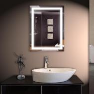 Led зеркало DecorLed с подсветкой в ванную комнату 500x800 (ZSD-001)