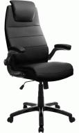 Кресло офисное GT Racer D-9186H Черный