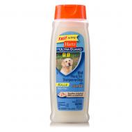 Шампунь від бліх та кліщів для собак Hartz UltraGuard Shampoo для подразненої шкіри з вівсяним маслом 532 мл (H02305)