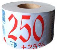 Туалетная бумага Волынь 250 м 24 шт. (0005)
