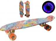 Скейтборд Profi MS 0748-8 Multicolor2