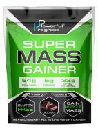 Гейнер високобілковий Powerful Proress Super Mass Gainer 1 кг Шоколад (08198-12)