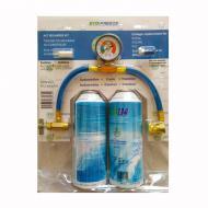 Набір Eco Freeze для заправки автомобільного кондиціонера 500 ml ECO134 (=2,7R134)