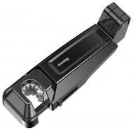 Тримач для мобільного телефона Baseus Back seat на підголовник Чорний (SUHZ-A01)