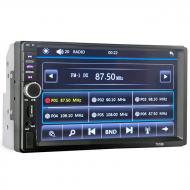 Автомагнитола 2DIN 7018 long USB Bluetooth