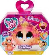 Пушистик игрушка-сюрприз Scruff A Luvs 22 см Оранжевый меланж