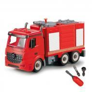 Конструктор с инструментами Yi Wan YW9081C Пожарная машина 60 деталей (2000903334842)